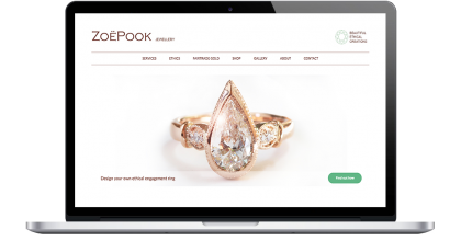 Zoe Pook Website